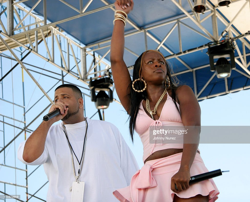 DJ Khaled and Remy Martin during Power Summit Presents SRC Showcase October 1 2005 at Westin Hotel in Freeport Bahamas