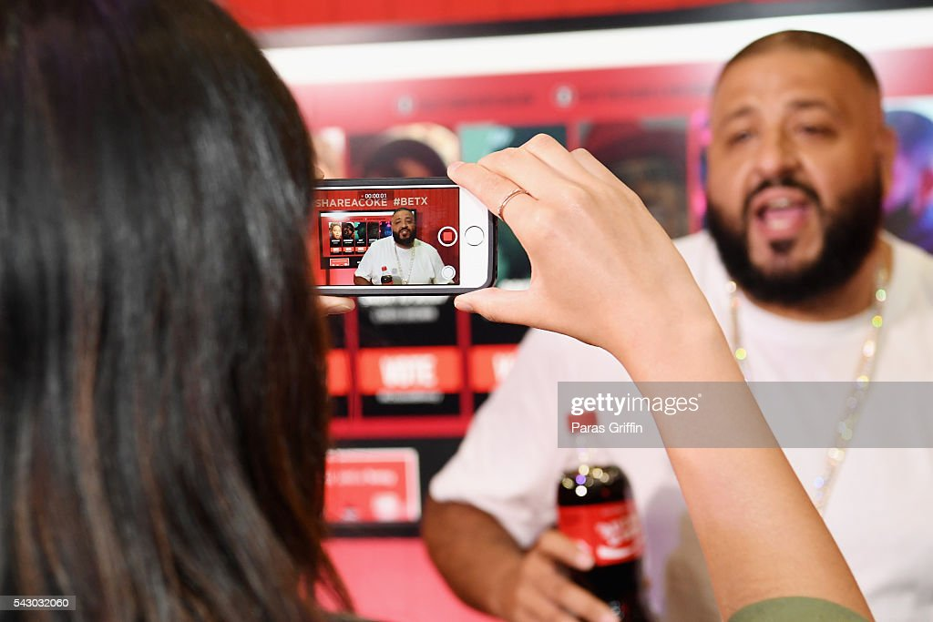 DJ Khaled attends FAN FEST during the 2016 BET Experience on June 25, 2016 in Los Angeles, California.