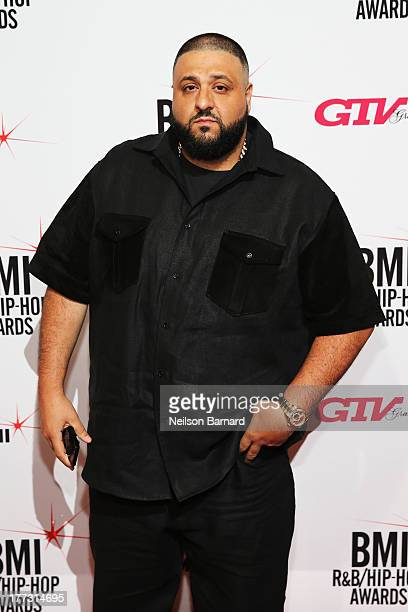 Khaled attends the 2013 BMI RB/HipHop Awards at Hammerstein Ballroom on August 22 2013 in New York City