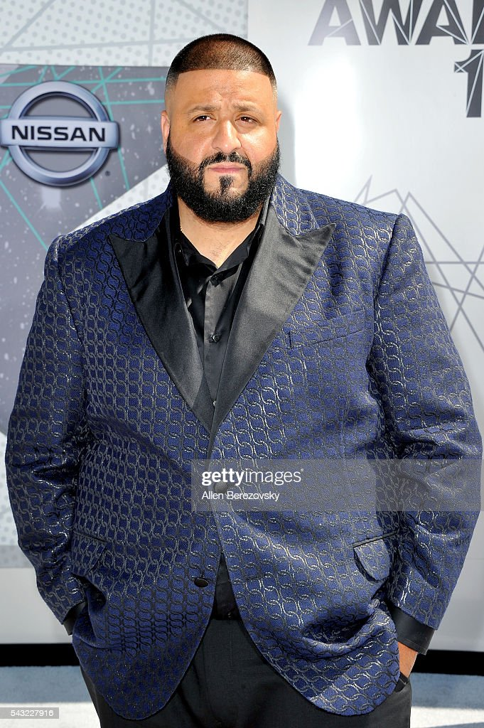 <a gi-track='captionPersonalityLinkClicked' href=/galleries/search?phrase=DJ+Khaled&family=editorial&specificpeople=577862 ng-click='$event.stopPropagation()'>DJ Khaled</a> attends the 2016 BET Awards at Microsoft Theater on June 26, 2016 in Los Angeles, California.