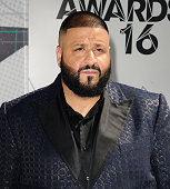 Khaled attends the 2016 BET Awards at Microsoft Theater on June 26 2016 in Los Angeles California