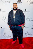 Khaled attends the 2016 Roc Nation Summer Classic Charity Basketball Tournament at Barclays Center of Brooklyn on July 21 2016 in New York City