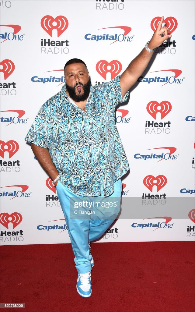 DJ Khaled attends the 2017 iHeartRadio Music Festival at T-Mobile Arena on September 23, 2017 in Las Vegas, Nevada.