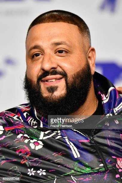 Khaled attends the 2017 MTV Video Music Awards at The Forum on August 27 2017 in Inglewood California
