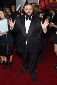 Khaled attends The 58th GRAMMY Awards at Staples Center on February 15 2016 in Los Angeles California