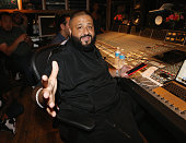 Khaled attends the Major Key Listening Session at Premiere Recording Studio on July 20 2016 in New York City