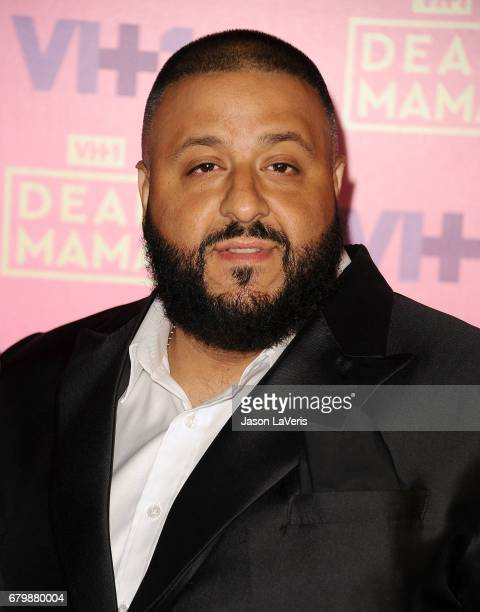 Khaled attends VH1's 2nd annual 'Dear Mama An Event to Honor Moms' on May 6 2017 in Pasadena California
