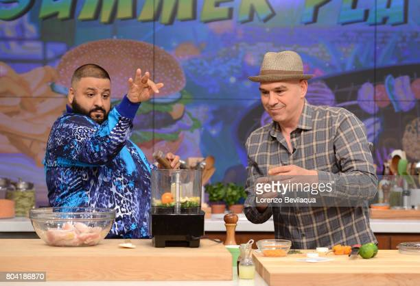 Khaled is a guest on 'The Chew' Friday June 30 2017 'The Chew' airs MONDAY FRIDAY on the ABC Television Network DJ
