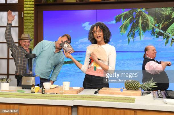 Khaled is a guest on 'The Chew' Friday June 30 2017 'The Chew' airs MONDAY FRIDAY on the ABC Television Network MICHAEL
