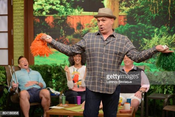 Khaled is a guest on 'The Chew' Friday June 30 2017 'The Chew' airs MONDAY FRIDAY on the ABC Television Network CLINTON