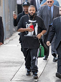 Khaled is seen at 'Jimmy Kimmel Live' on June 23 2016 in Los Angeles California