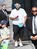 Khaled is seen on June 23 2016 in Los Angeles California