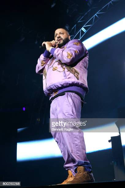 Khaled performs onstage at night two of the STAPLES Center Concert presented by CocaCola during the 2017 BET Experience at LA Live on June 23 2017 in...