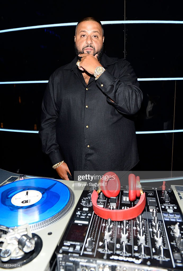 Khaled performs onstage during The Players' Awards presented by BET at the Rio Hotel Casino on July 19 2015 in Las Vegas Nevada
