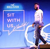 Hollister x Khalid Performance