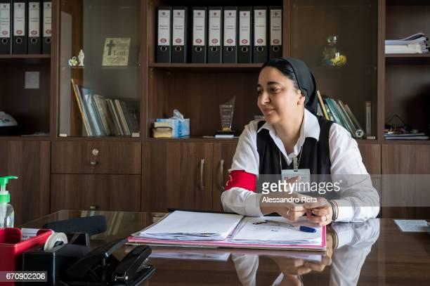 Khalvieh Lebanon Sister Celine Nohra director of the Khalvieh Medical Centre of the Order of Malta The centre deals with Syrian refugee and Lebanese...