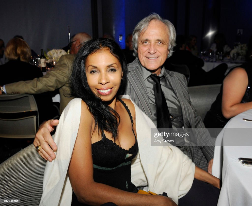 Khandi Alexander and Craig Merrick attend A Magical Night of Hope at Skirball Cultural Center on May 2, 2013 in Los Angeles, California.