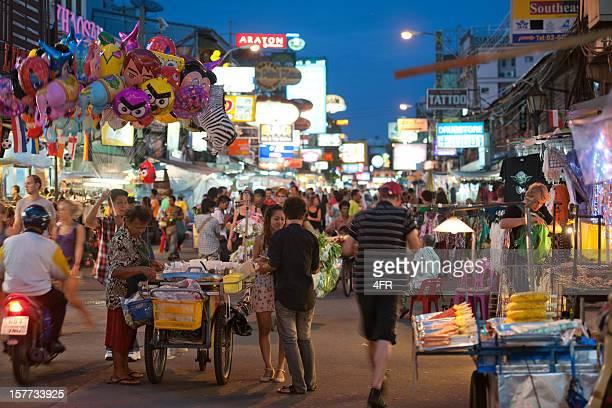 Khao San Road, Bangkok, Thailand (XXXL)