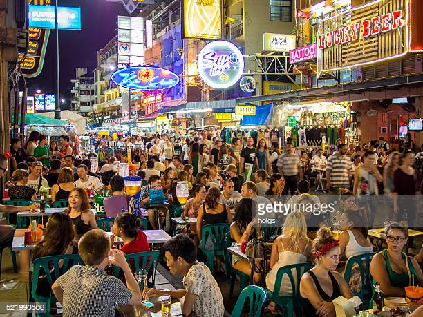 Khao San Road Stock Photos and Pictures  Getty Images