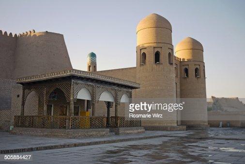 Khiva West Gate - Ota Darvoza