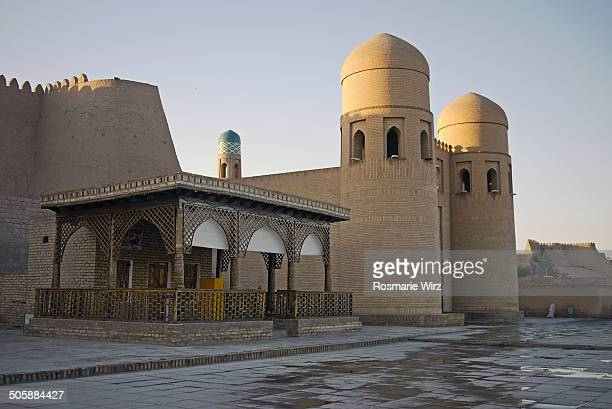Khiva West Gate - Ota Darvoza