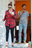 Khloe Kardashian and Scott Disick are seen in Sag Harbor NY on June 18 2014 in New York City