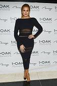 Khloe Kardashian arrives at 1 OAK Nightclub Las Vegas at the Mirage Hotel Casino on May 22 2015 in Las Vegas Nevada