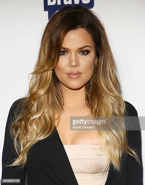 Khloe Kardashian attends the 2014 NBCUniversal Cable Entertainment Upfronts at The Jacob K Javits Convention Center on May 15 2014 in New York City