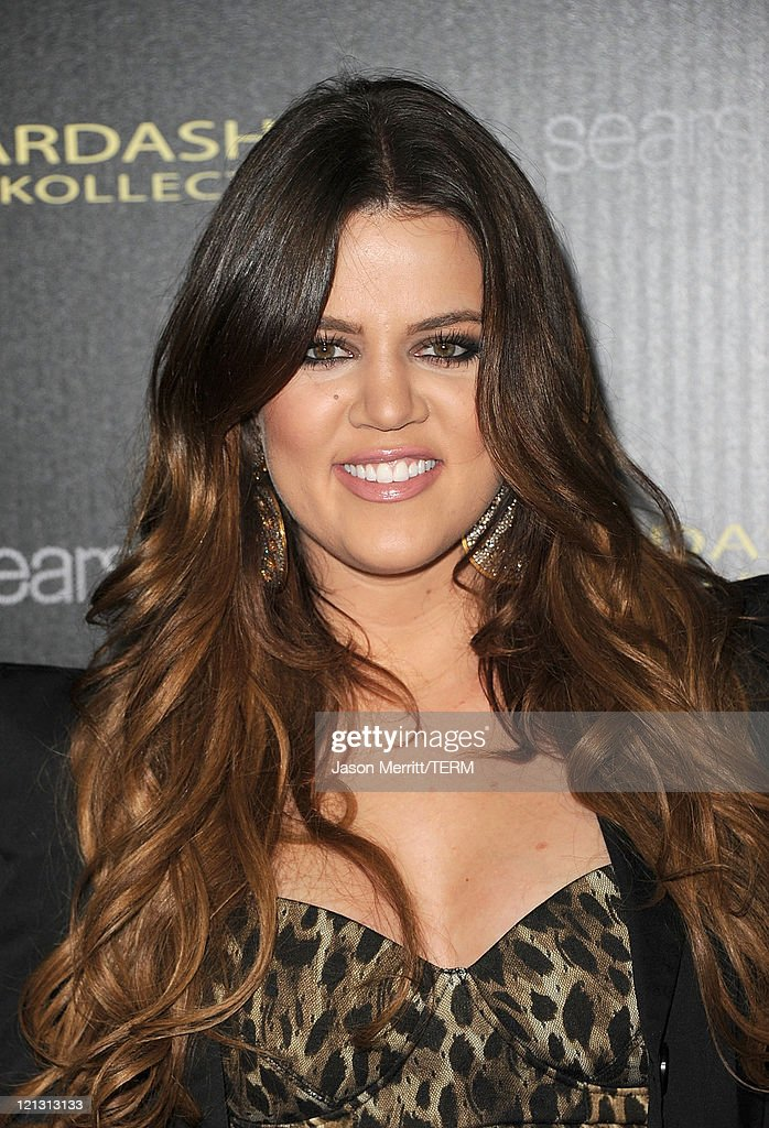Khloe Kardashian attends the Kardashian Kollection Launch Party at The Colony on August 17, 2011 in Hollywood, California.