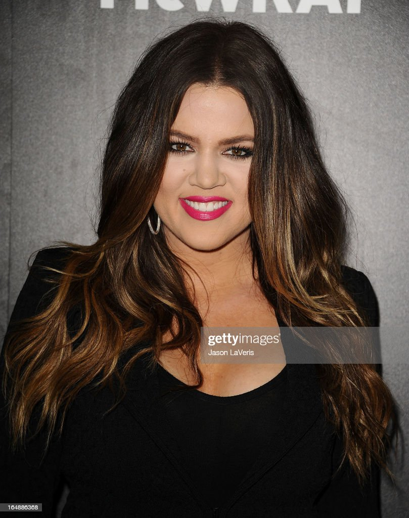 <a gi-track='captionPersonalityLinkClicked' href=/galleries/search?phrase=Khloe+Kardashian&family=editorial&specificpeople=3955023 ng-click='$event.stopPropagation()'>Khloe Kardashian</a> attends the McDonald's Premium McWrap launch party at Paramount Studios on March 28, 2013 in Hollywood, California.