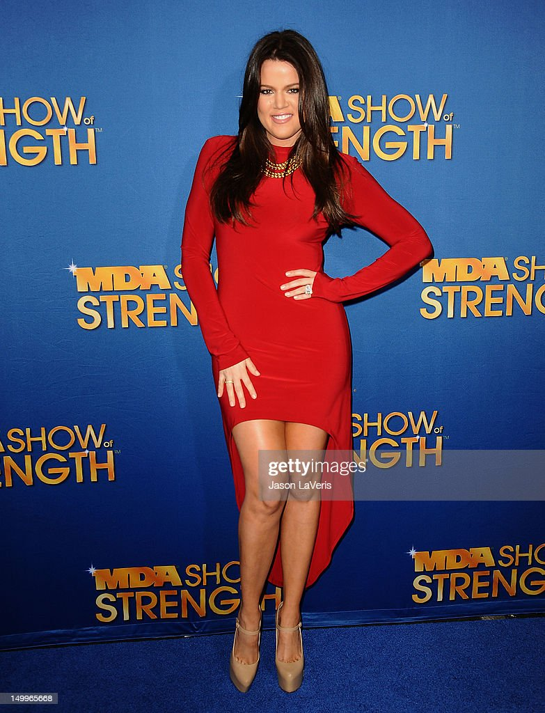 <a gi-track='captionPersonalityLinkClicked' href=/galleries/search?phrase=Khloe+Kardashian&family=editorial&specificpeople=3955023 ng-click='$event.stopPropagation()'>Khloe Kardashian</a> attends the MDA Labor Day Telethon at CBS Studios on August 7, 2012 in Los Angeles, California.