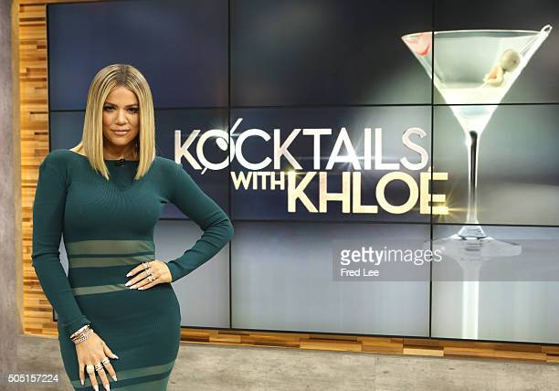 AMERICA Khloe Kardashian is a guest on 'Good Morning America' 1/13/16 airing on the ABC Television Network KHLOE