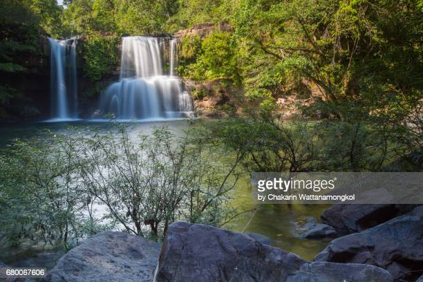 Khlong Chao Waterfall (Koh Kood Island)