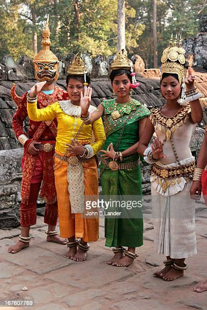 Khmer classical dance the indigenous balletlike performance art of Cambodia is frequently called 'Apsara Dance' This appellation reflects the belief...