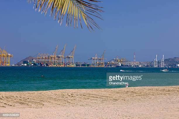 UAE - Khor Fakkan Port