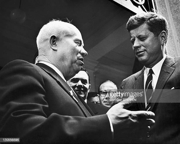 Rencontre kennedy khrouchtchev