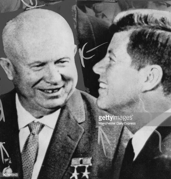 Khrushchev was premier of the USSR between 1958 and 1964 and first secretary of the Communist party John Fitzgerald Kennedy was the 35th president of...