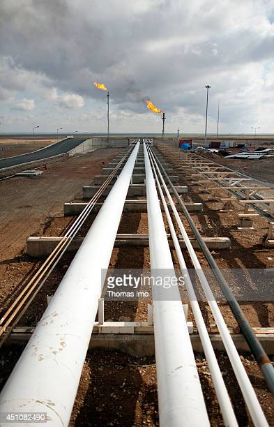 Khurmala oil field close to the Iraqi town Makhmour on February 03 in Makhmour Iraq Oil reserves in Iraq are considered the worlds fifthlargest...