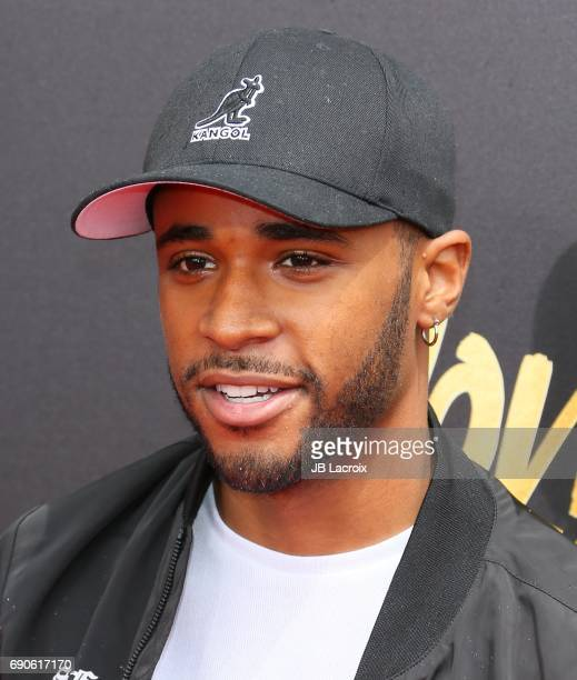 Khylin Rhambo attends the 2017 MTV Movie and TV Awards at The Shrine Auditorium on May 7 2017 in Los Angeles California