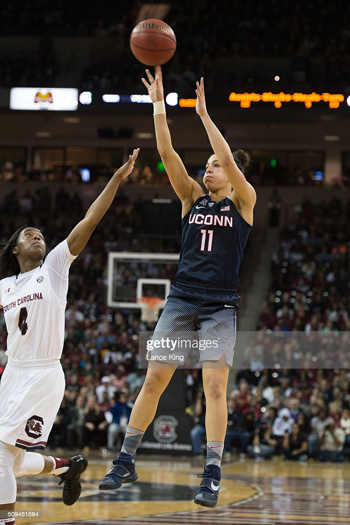 Connecticut v South Carolina | Getty Images
