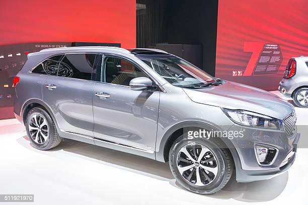 Kia Sorento crossover SUV