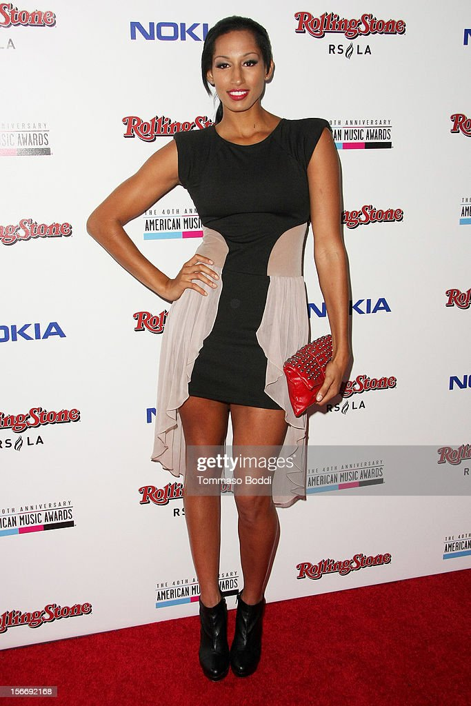 Kiara Belen attends the Rolling Stone after party for the 2012 American Music Awards presented by Nokia and Rdio held at the Rolling Stone Restaurant And Lounge on November 18, 2012 in Los Angeles, California.