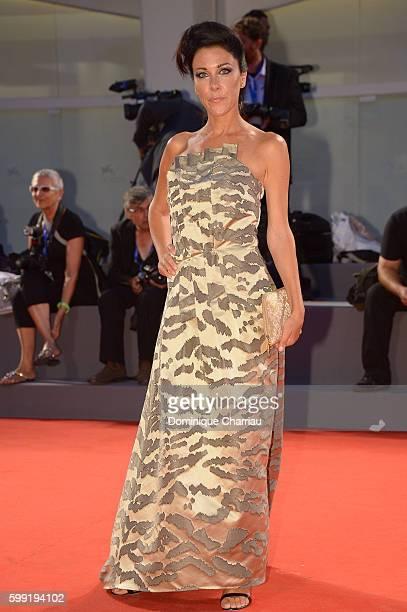 Kiara Tomaselli attends the Kineo Diamanti Award Ceremony during the 73rd Venice Film Festival on September 4 2016 in Venice Italy