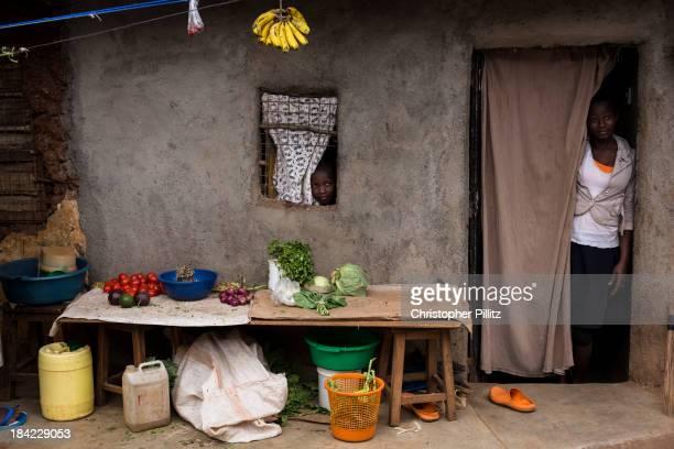 Kibera slum, Nairobi