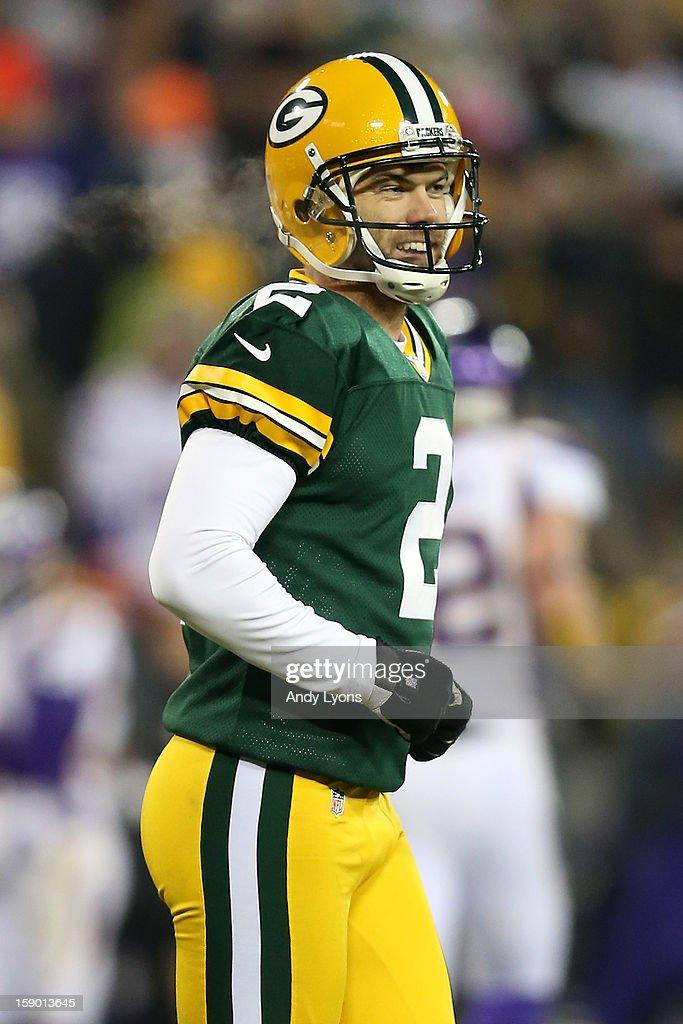 Wild Card Playoffs - Minnesota Vikings v Green Bay Packers