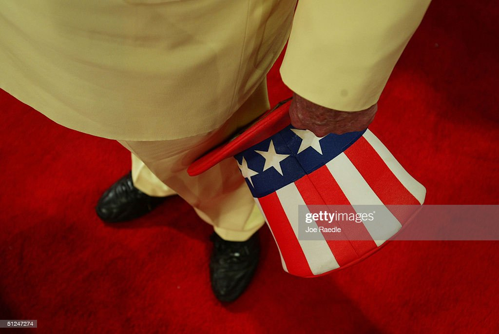 GOP Kicks Off RNC Convention : Stock Photo