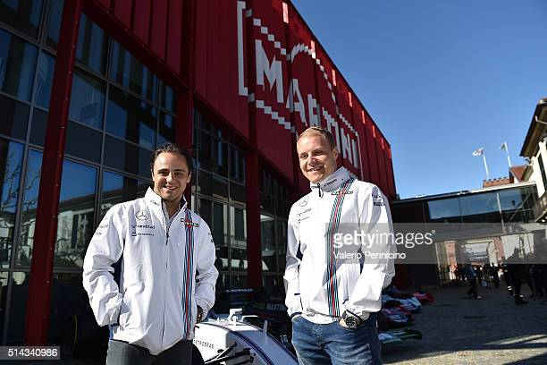 MARTINI kicks off the 2016 race season with Felipe Massa and Valteri Bottas FW38 car revealed alongside rare MARTINI Racing car collection in advance...