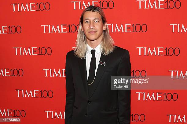 Kickstarter cofounder Perry Chen attends the 2015 Time 100 Gala at Frederick P Rose Hall Jazz at Lincoln Center on April 21 2015 in New York City