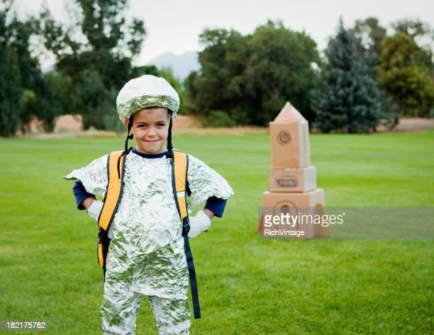 Kid Astronaute