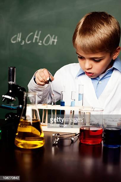 Kid Biochemiker